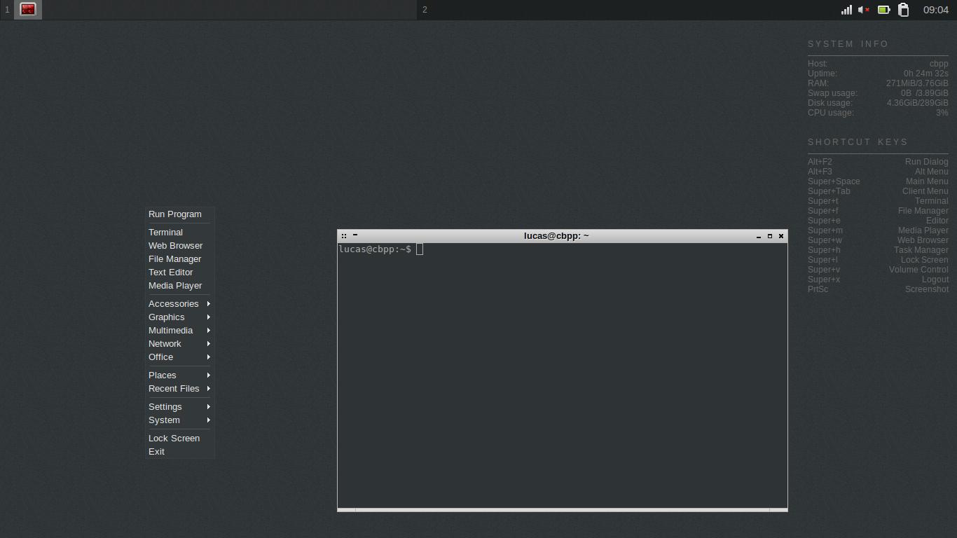Crunchbangplusplus | Debian Based Minimal Linux Distro